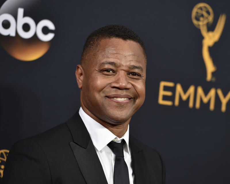 Lawyer: Cuba Gooding Jr. will turn self in on groping charge