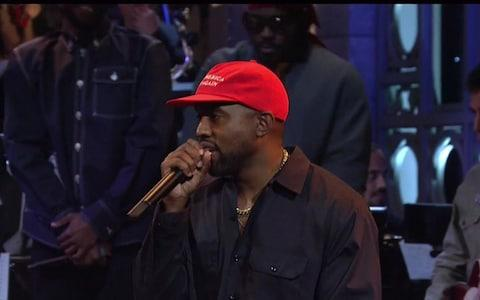 SNL Cuts Kanye's Pro-Trump Speech From Broadcast