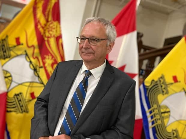 Premier Blaine Higgs said he views Vestcor as an independent financial institution and New Brunswick has no special role to oversee its operations.