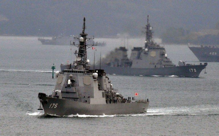 Foreign Secretary Albert del Rosario said the Philippines would strongly support a rearmed Japan
