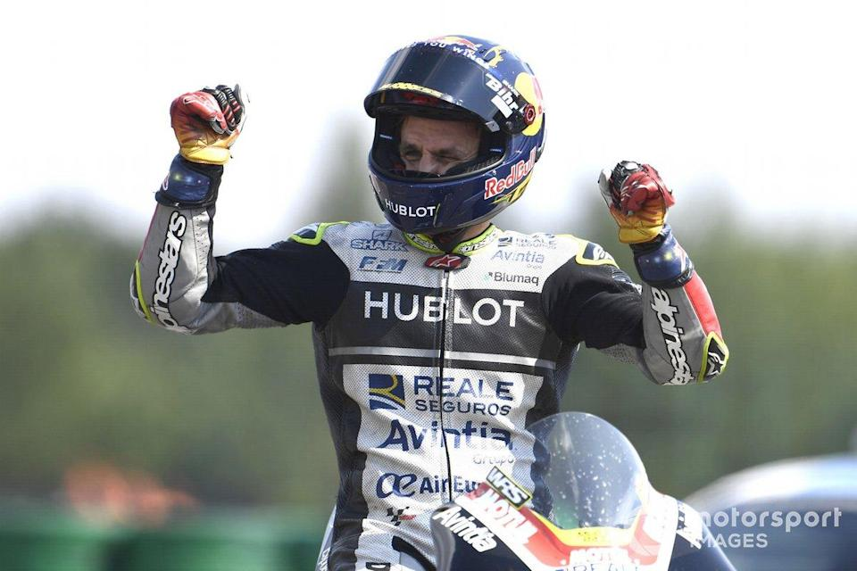"""10 ex æquo - Johann Zarco<span class=""""copyright"""">Gold and Goose / Motorsport Images</span>"""