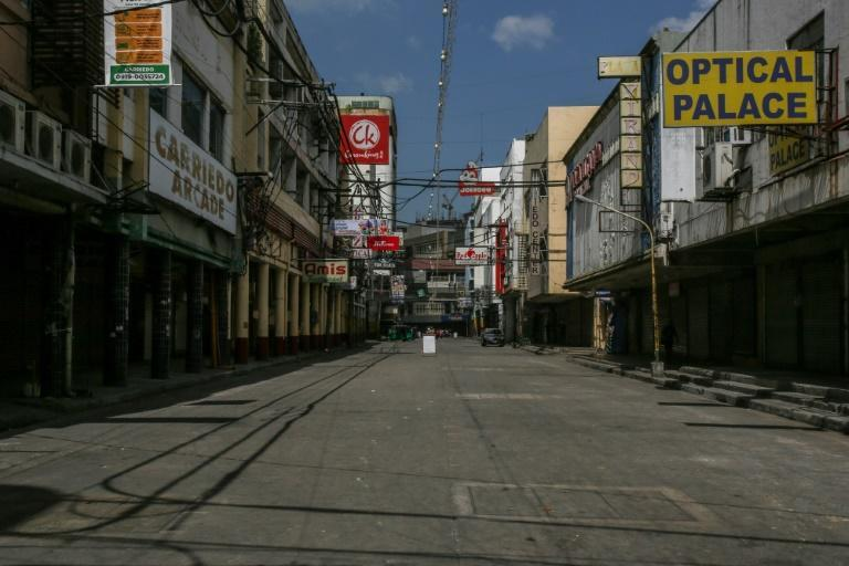 More than 24 million people in the Philippines' economic hub have entered a coronavirus lockdown