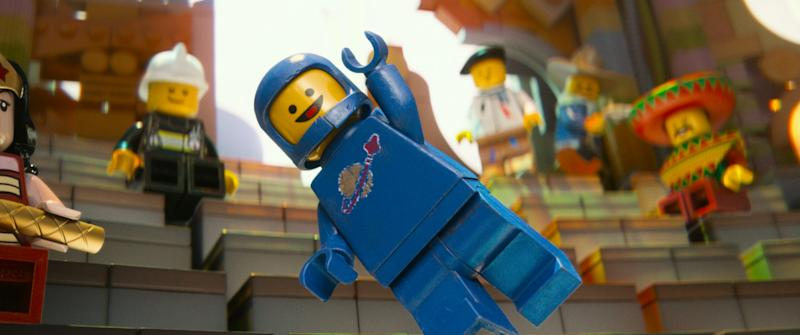 NASA's probe is now orbiting Jupiter and so are three Lego figures
