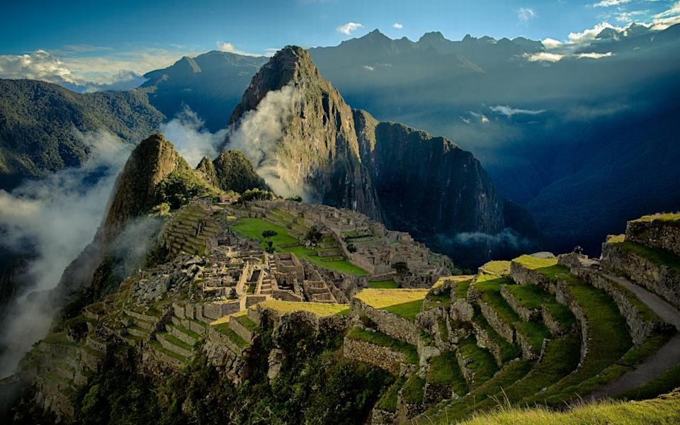 Machu Picchu, the Inca citadel which attracts around 1.5 million visitors each year, will reopen on November 1 after a seven-month closure - Berenger ZYLA