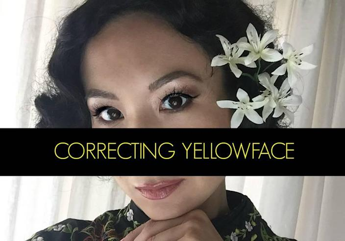 This Asian-American Woman Beautifully Corrected Hollywood's