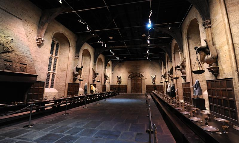 WATFORD, UNITED KINGDOM - MARCH 31: General view of the Warner Bros Harry Potter Studio Tour at Leavesden Studios on March 31, 2012 in Watford, England. (Photo by Jon Furniss/WireImage)