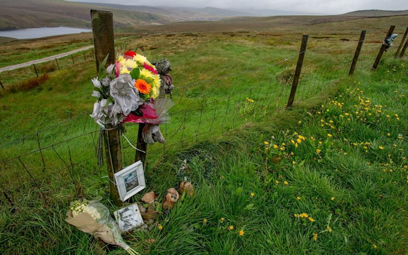 The coroner has refused permission for Brady's ashes to be scattered on Saddleworth Moor - Credit: Charlotte Graham