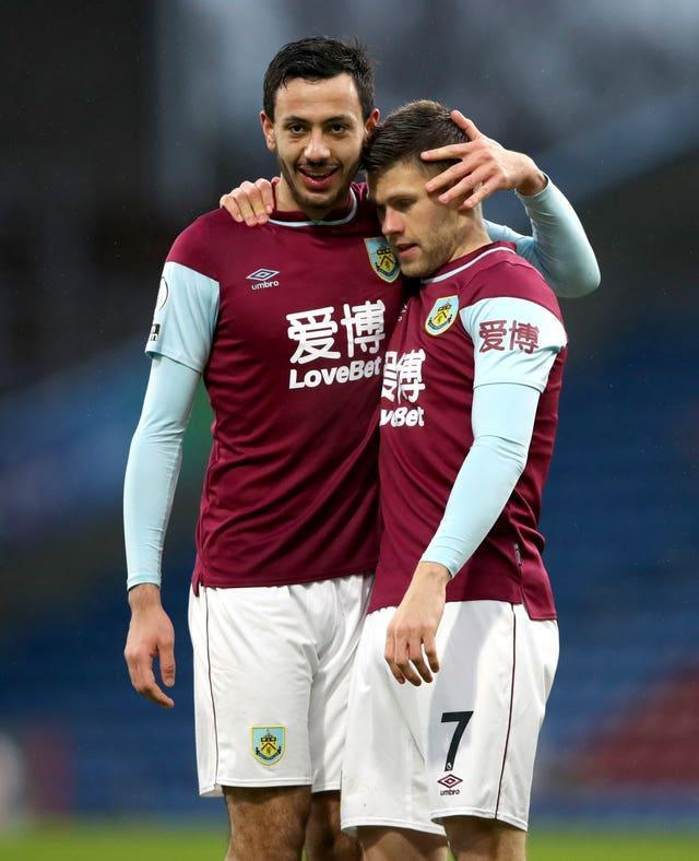 Burnley v Brighton and Hove Albion – Premier League – Turf Moor