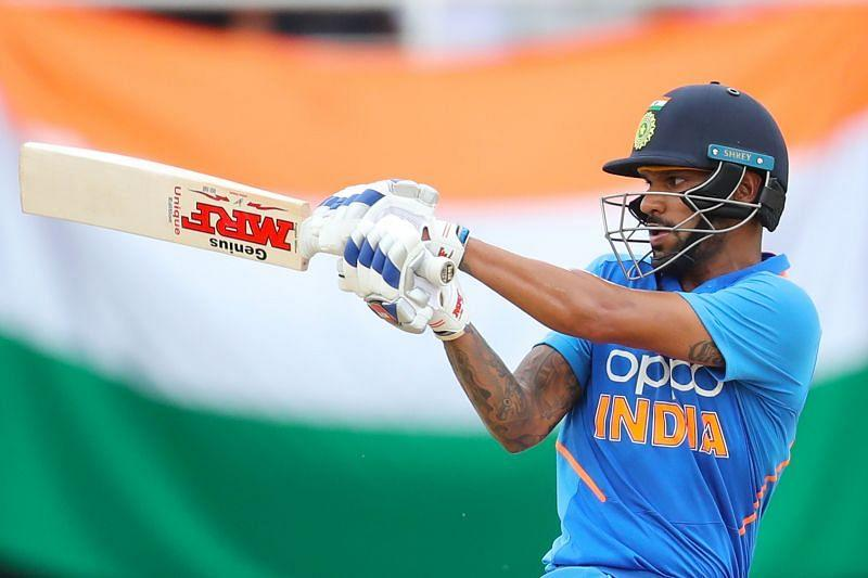 Shikhar Dhawan is a sure starter for the ODI series.