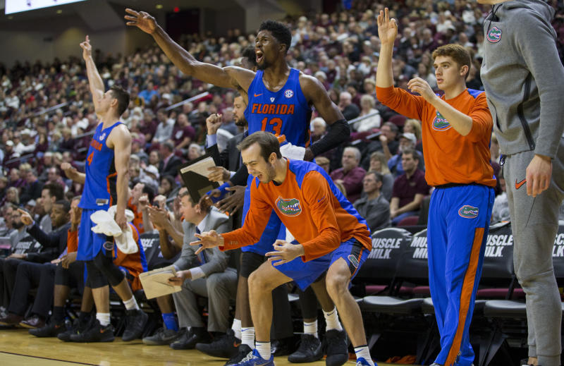 Florida rallies in last minute to upend Missouri