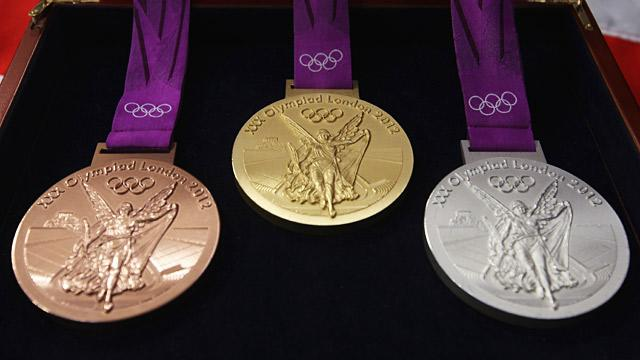 What's Phelps' Medal Worth?