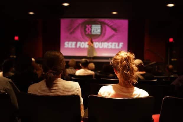 The Vancouver Queer Film Festival, which held in-person events prior to the pandemic, has been hit with a tax bill after it moved its content online without realizing it was putting itself in the same category as streaming services like Netflix. (Facebook/VancouverQFF - image credit)