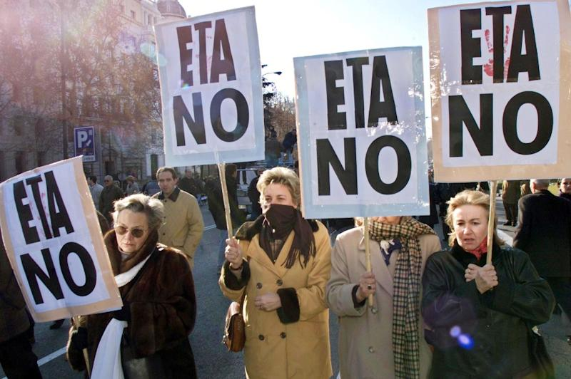 Bayonne, a city in the French Basque region, will be the focal point of the ETA disarmament process where it expected thousands of people to gather