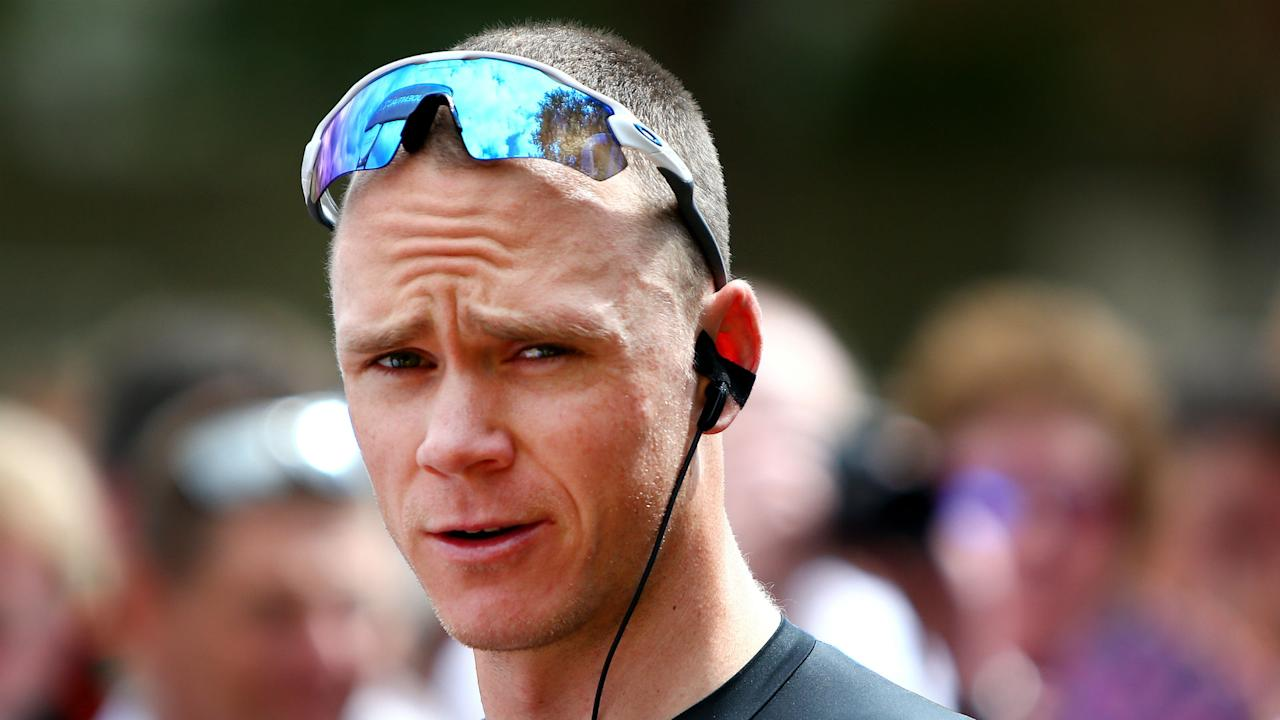 Three-time Tour de France winner Chris Froome is nearing a contract extension with Team Sky.