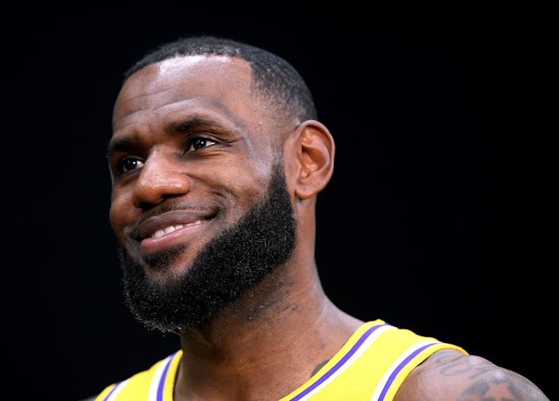 LeBron James' Space Jam 2 hitting theaters 2021