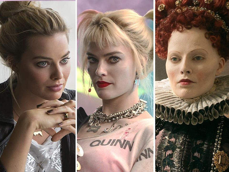 Margot Robbie has been in a number of hit films.