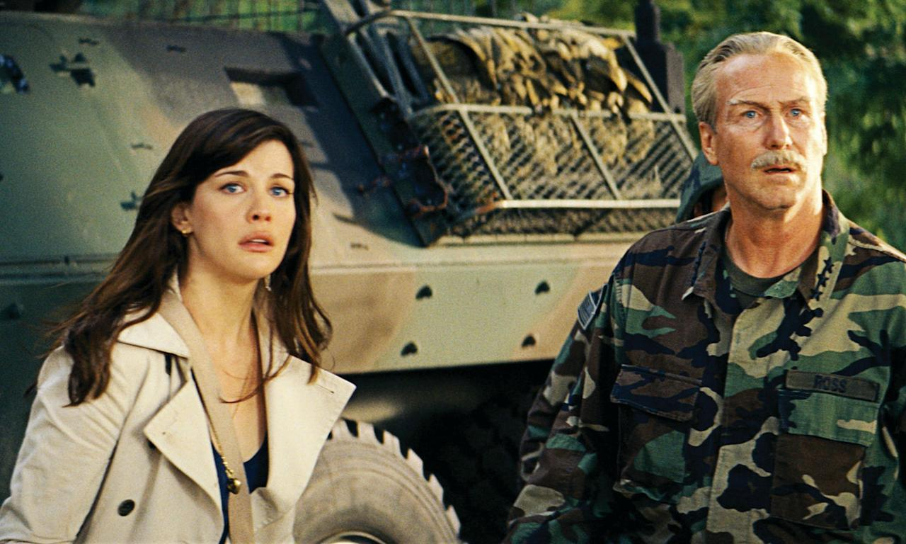 <p>Tyler played fellow scientist and Banner's love interest in 2008's <em>The Incredible Hulk</em> but while Betty's dad, General Thaddeus Ross (William Hurt) has appeared in several films since she has not. </p>
