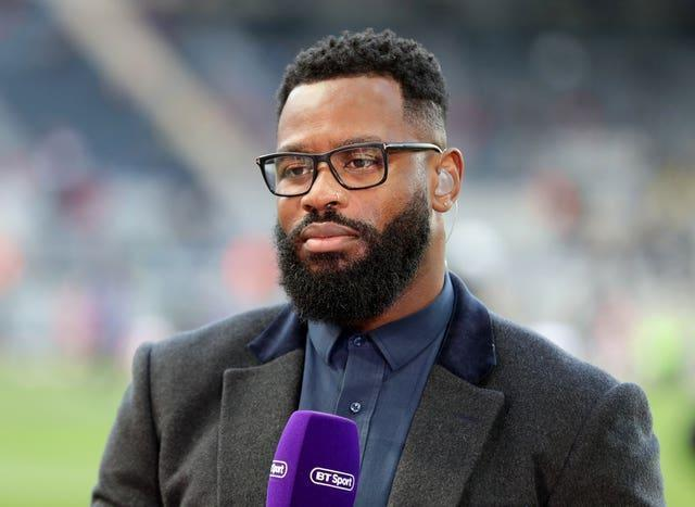 Ugo Monye was disturbed by what he witnessed at Wembley on Sunday