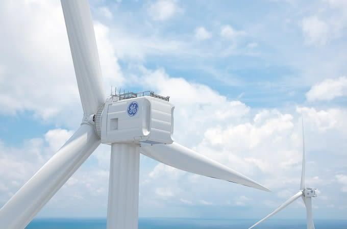 GE to install and test a 'prototype' of vast 12-megawatt turbine in the Netherlands