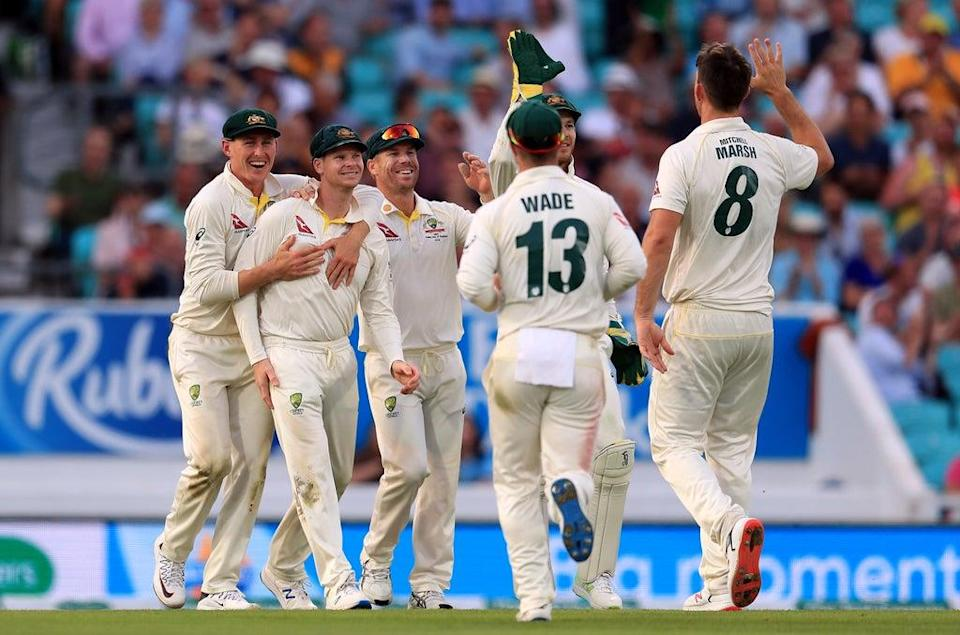 Australia have yet to play a Test abroad since the pandemic began (Mike Egerton/PA) (PA Archive)