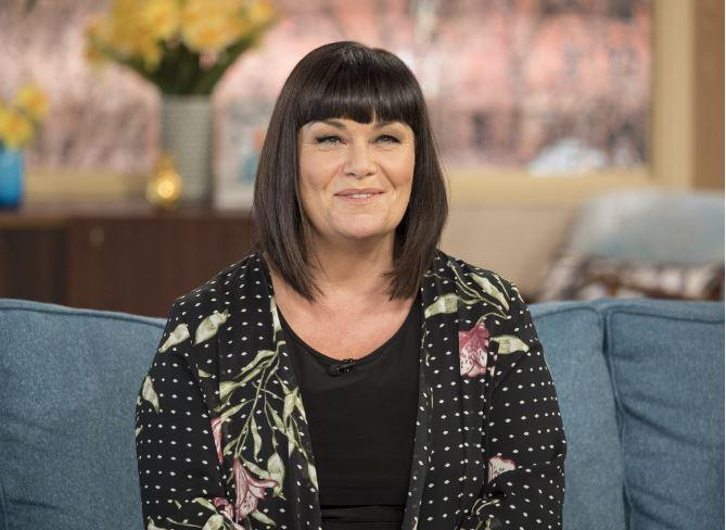 <p>Everyone's favourite vicar stunned the nation when she revealed on This Morning she'll be turning 60 in October (Photo:Rex) </p>