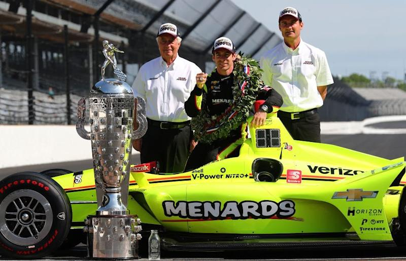 Roger Penske Buys Indianapolis Motor Speedway and IndyCar Series