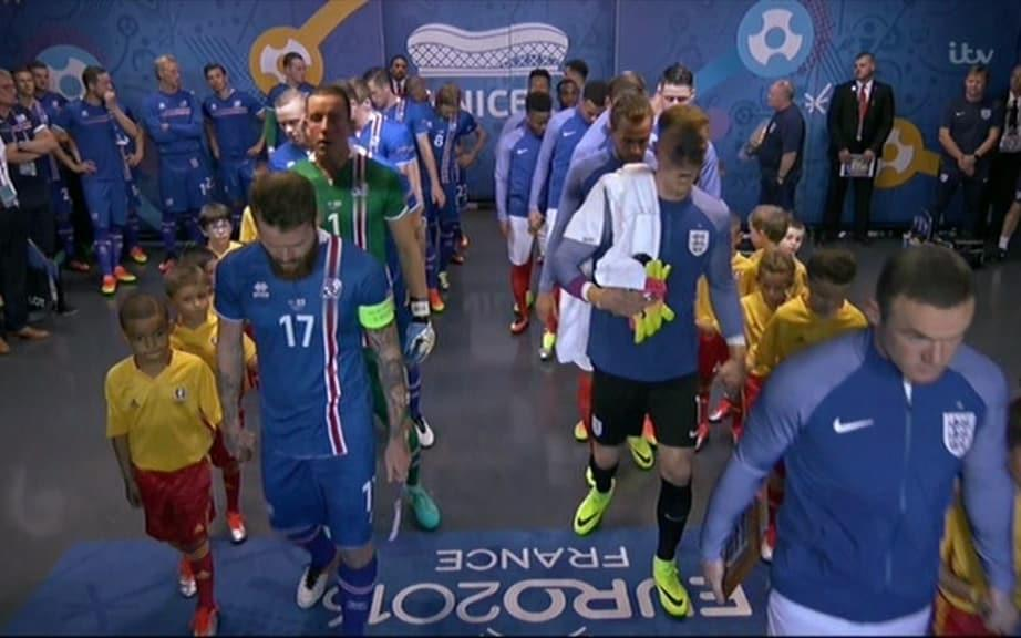 Hart Euros tunnel - Credit: ITV