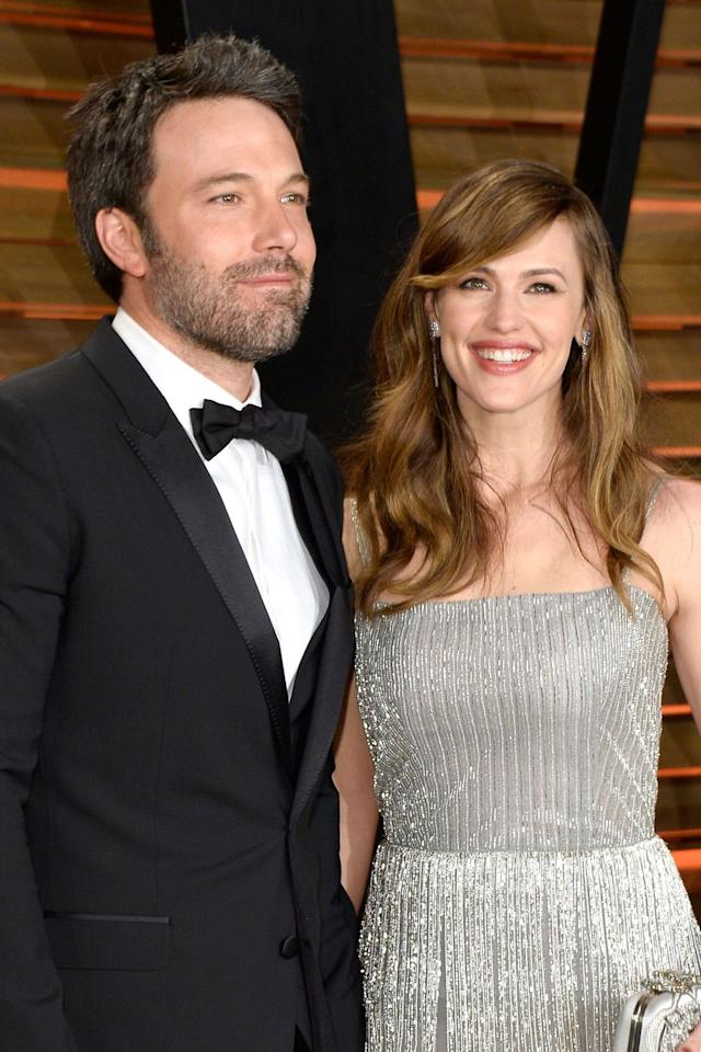 "<p>The nanny strikes again, this time splitting up Ben Affleck and Jennifer Garner's marriage. Jennifer opened up about the ordeal in <a href=""http://www.mirror.co.uk/3am/celebrity-news/jennifer-garner-breaks-silence-ben-7451887"" target=""_blank"">an interview with <em>Vanity Fair</em></a>, saying that they had been ""separated for months"" before the scandal and that [the nanny] had ""nothing to with our decision to divorce."" Hmm. Okay. </p>"
