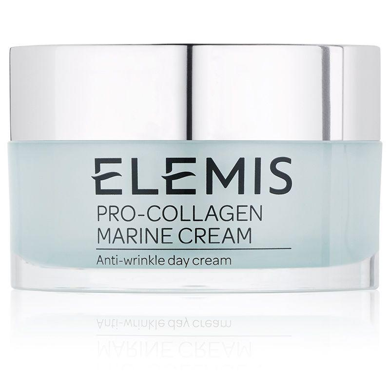 """<p><strong>Elemis</strong></p><p>dermstore.com</p><p><a href=""""https://go.redirectingat.com?id=74968X1596630&url=https%3A%2F%2Fwww.dermstore.com%2Fproduct_ProCollagen%2BMarine%2BCream_14079.htm&sref=https%3A%2F%2Fwww.marieclaire.com%2Fbeauty%2Fg35685017%2Fdermstore-beauty-refresh-sale%2F"""" rel=""""nofollow noopener"""" target=""""_blank"""" data-ylk=""""slk:SHOP IT"""" class=""""link rapid-noclick-resp"""">SHOP IT</a></p><p><strong><del>$128</del> $102 (20% off)</strong></p><p>Elemis's super popular Pro-Collagen Marine Cream is formulated with marine extract padina pavonica, a nourishing ingredient which can reduce wrinkle depth by up to 78% while increasing hydration by up to 45%. One BAZAAR editor recently wrote an in-depth review of how this anti-wrinkle cream changed her skin in <a href=""""https://www.harpersbazaar.com/beauty/a34589350/how-bazaar-the-elemis-pro-collagen-marine-cream/"""" rel=""""nofollow noopener"""" target=""""_blank"""" data-ylk=""""slk:just two weeks"""" class=""""link rapid-noclick-resp"""">just two weeks</a>.</p>"""