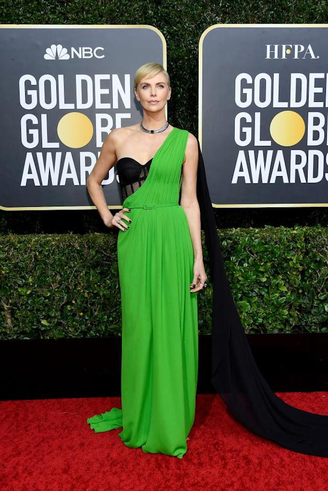 Charlize Theron. Foto: Getty Images