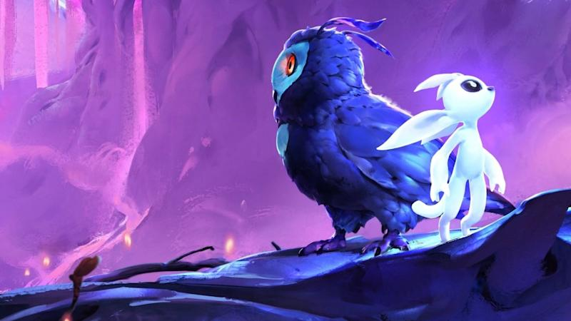 Ori and the Will of the Wisps out today for Nintendo Switch
