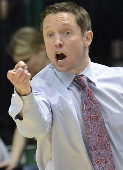 Michael White replaces Billy Donovan at Florida. (AP)
