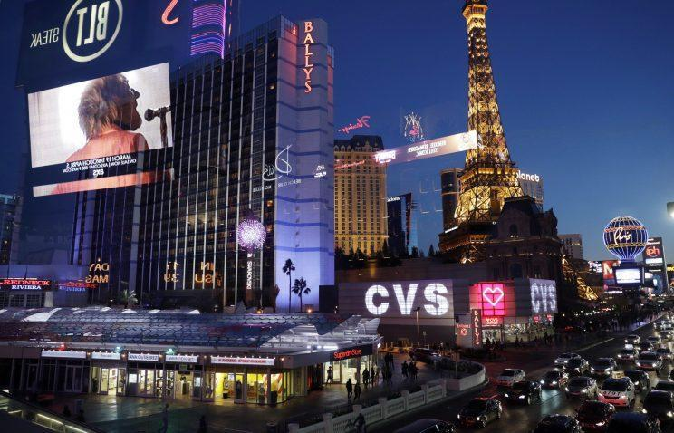 NFL owners are expected to vote for the Raiders to relocate to Las Vegas. (AP)