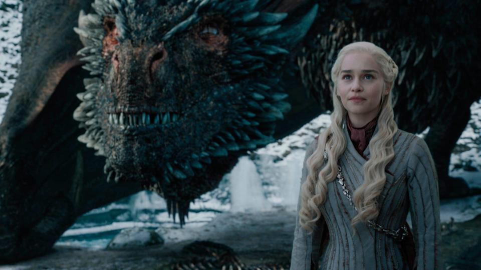 """HBO viewers will get to meet the ancestors of Daenerys Targaryen (Emilia Clarke) in """"House of the Dragon,"""" a new """"Game of Thrones"""" series announced Tuesday at an HBO Max presentation."""