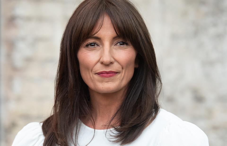 LONDON, ENGLAND - SEPTEMBER 14: Davina McCall attends the Sun's Who Cares Wins Awards 2021 at The Roundhouse on September 14, 2021 in London, England. (Photo by Samir Hussein/WireImage)