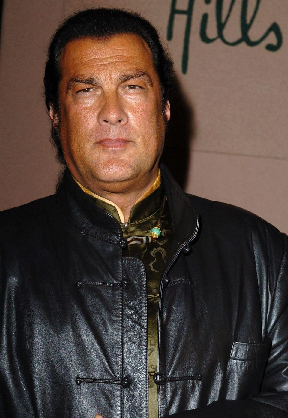 """<p>In August 2018, movie star Steven Seagal was appointed to serve as a <a href=""""https://www.nytimes.com/2018/08/05/world/asia/steven-seagal-putin-russia.html"""" rel=""""nofollow noopener"""" target=""""_blank"""" data-ylk=""""slk:&quot;special representative&quot;"""" class=""""link rapid-noclick-resp"""">""""special representative""""</a> for <a href=""""https://www.facebook.com/487645188112543/posts/850408968502828/"""" rel=""""nofollow noopener"""" target=""""_blank"""" data-ylk=""""slk:&quot;Russian-US humanitarian ties&quot;"""" class=""""link rapid-noclick-resp"""">""""Russian-US humanitarian ties""""</a> by the Russian Foreign Ministry. The dual citizenship holder told <em>RT</em> (according to <a href=""""https://www.reuters.com/article/us-russia-usa-seagal/russia-tasks-hollywood-actor-seagal-with-improving-u-s-ties-idUSKBN1KP0NP?utm_source=reddit.com"""" rel=""""nofollow noopener"""" target=""""_blank"""" data-ylk=""""slk:Reuters"""" class=""""link rapid-noclick-resp"""">Reuters</a>), """"I've always had a very strong desire to do all I can to help improve Russian-American relations.""""</p>"""