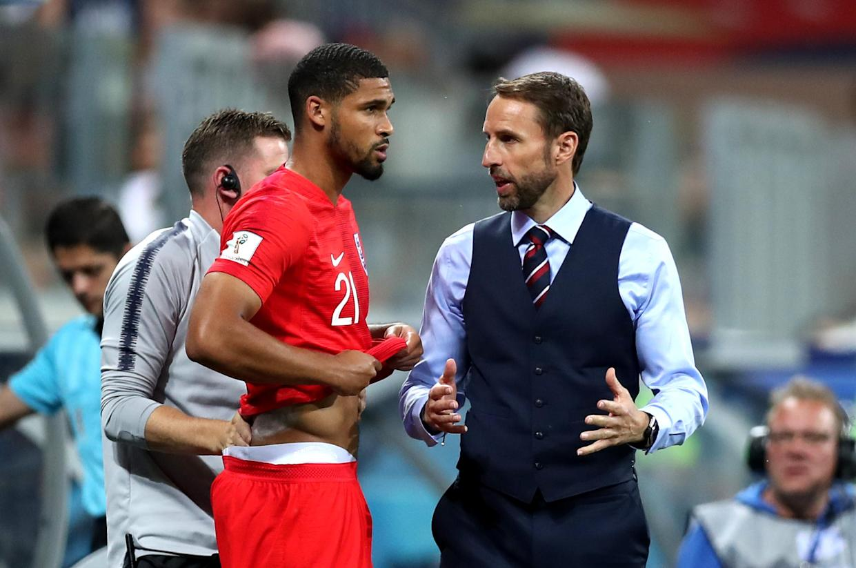 Loftus-Cheek replaced Alli as the clock ticked down and added new impetus to England's midfield