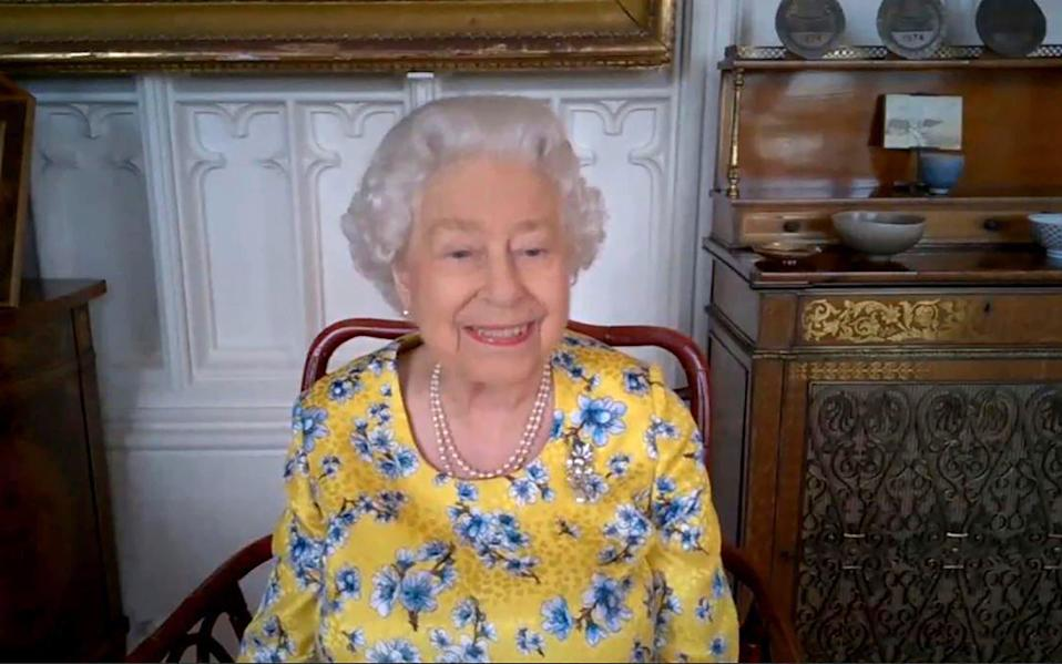 Queen to make Commonwealth TV address after annual service cancelled