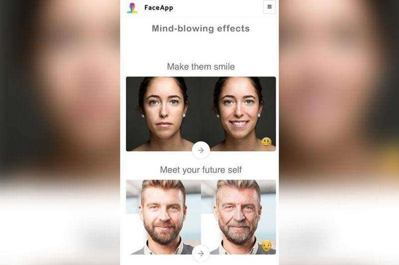 No harm using FaceApp but experts urge users to be extra careful