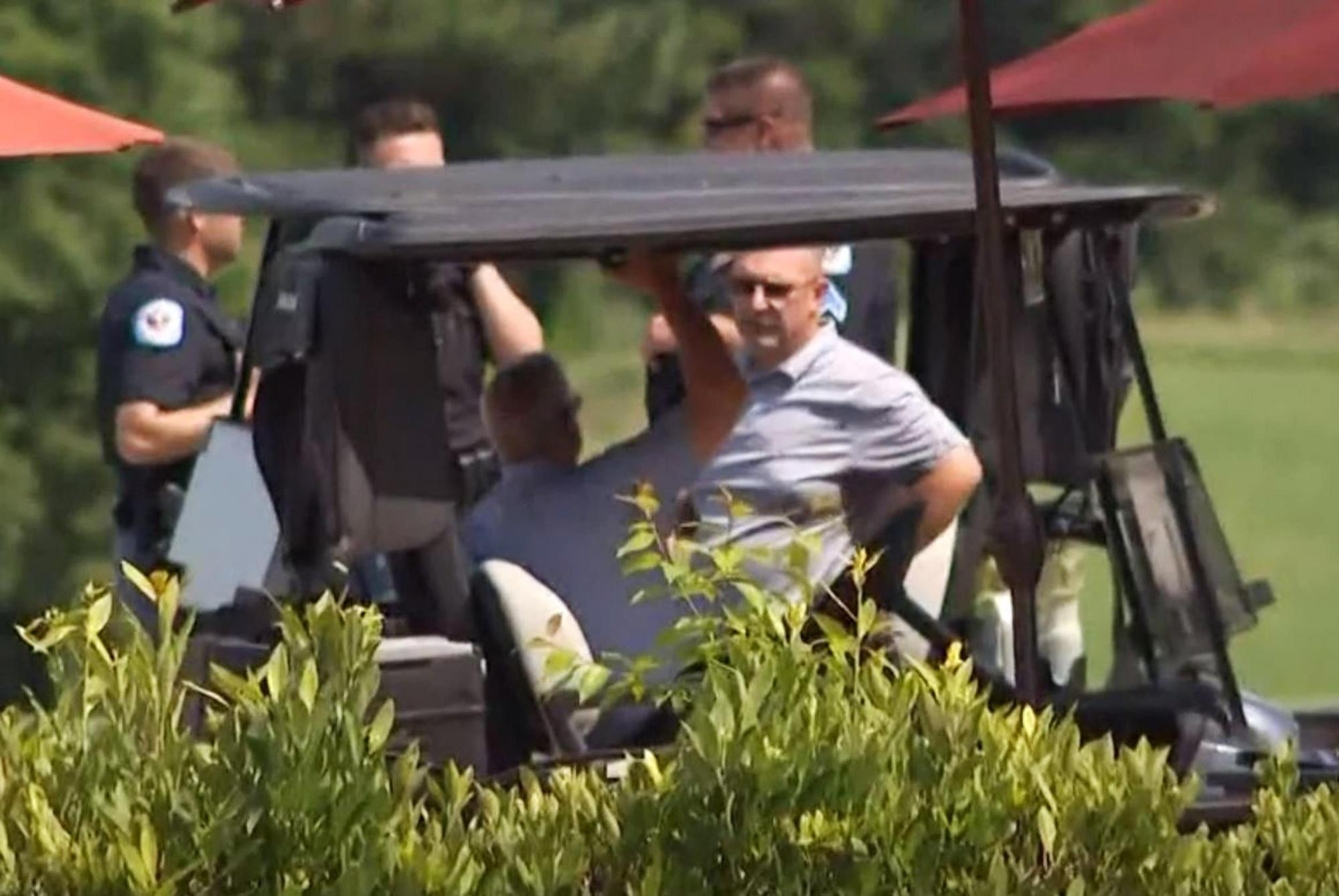 2 of 3 victims found dead at Georgia country club were bound, gagged, warrant says
