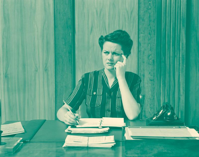 Writer's Block Is Real, But Don't Tell Yourself That