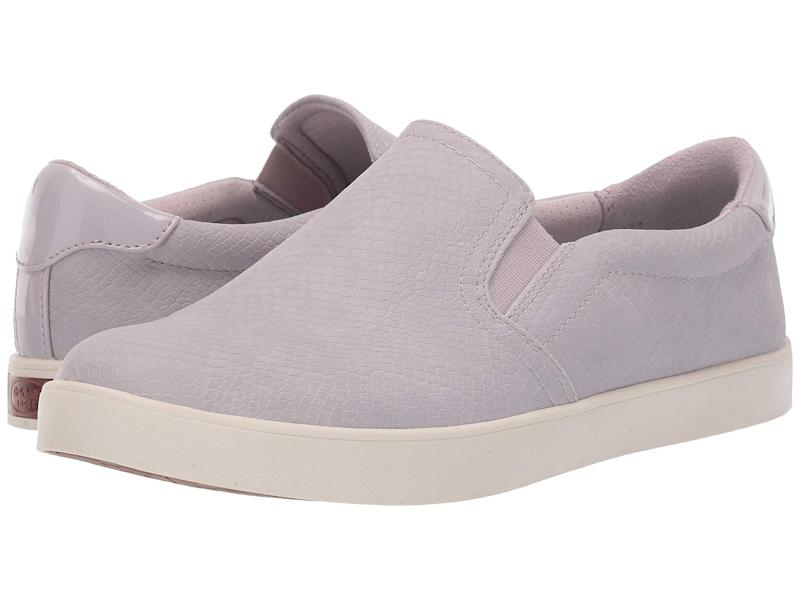 Dr. Scholl's Madison Sneakers in Lilac Mist Snake Print. (Photo: Zappos)