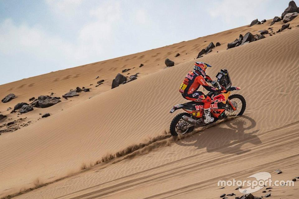 "#5 Red Bull KTM Factory Racing: Sam Sunderland<span class=""copyright"">KTM Images</span>"