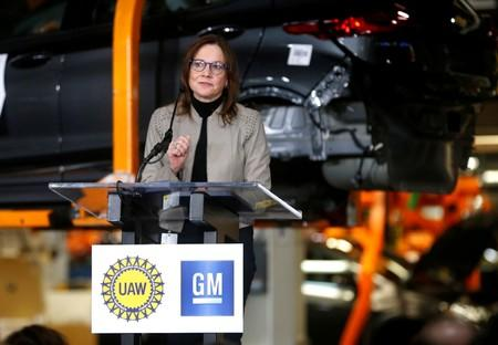 Behind the GM strike: Declining productivity at U.S. operations - Reuters analysis