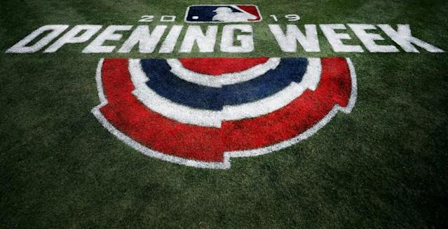 Hopes are rising for a 2020 Major league Baseball season after a new proposal that appears to address player salary concerns (AFP Photo/TOM PENNINGTON)