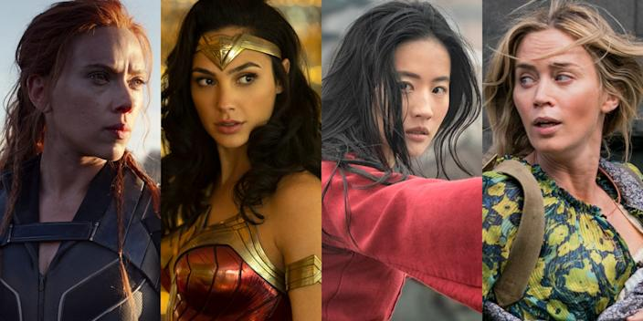 2020 was supposed to be the year women dominated the box office. They still will, but it may be with fewer box-office returns.