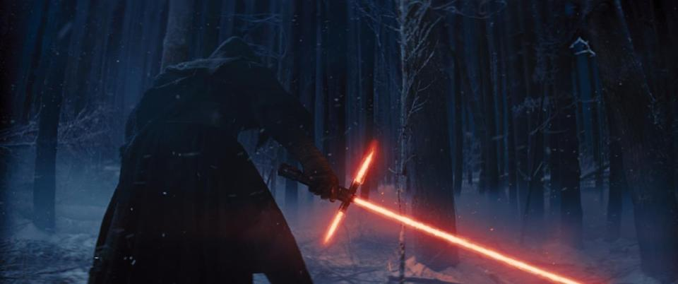 """<p>To say that the Force has awakened is an understatement: The new <i>Star Wars</i> film <a href=""""https://www.yahoo.com/movies/box-office-star-wars-the-force-awakens-opens-174337612.html"""" data-ylk=""""slk:immediately blasted global and domestic box office records;outcm:mb_qualified_link;_E:mb_qualified_link;ct:story;"""" class=""""link rapid-noclick-resp yahoo-link"""">immediately blasted global and domestic box office records</a>, and it hasn't even opened in China yet. With many sequels and spin-off films in the works, this 40-year-old franchise seems likely to rule the galaxy for years to come. (Photo: Disney)</p>"""