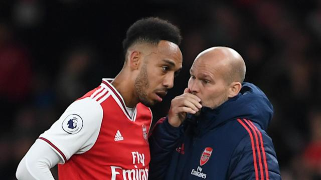 Pierre-Emerick Aubameyang is expecting Freddie Ljungberg to make an impact at Arsenal, despite starting with a 2-2 draw at Norwich City.