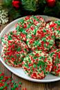 """<p>This blogger offers different variations to her original recipe, including options for red velvet and German chocolate cookies.</p><p><strong>Get the recipe at <a href=""""https://www.dinneratthezoo.com/cake-mix-cookies/"""" rel=""""nofollow noopener"""" target=""""_blank"""" data-ylk=""""slk:Dinner at the Zoo"""" class=""""link rapid-noclick-resp"""">Dinner at the Zoo</a>.</strong></p>"""