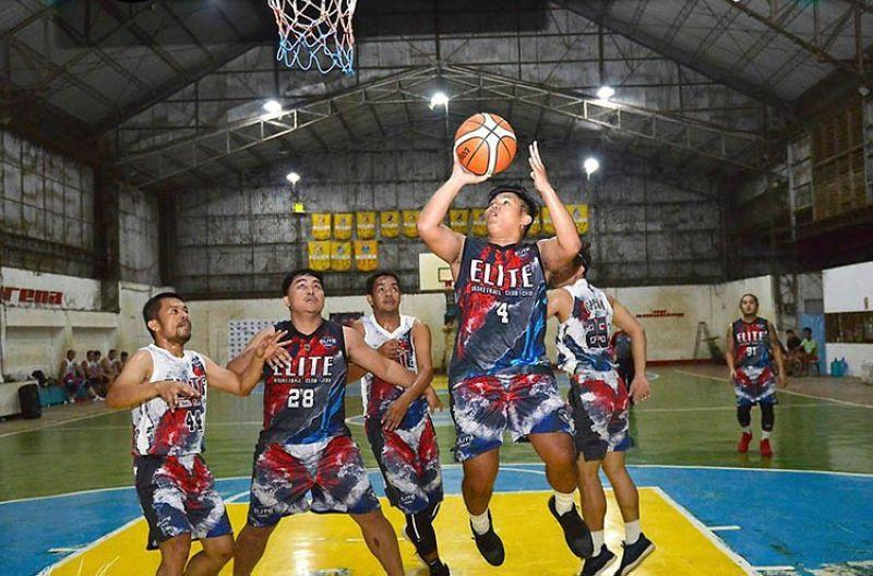 Vipers move up to 3-0 in Elite Basketball Cebu